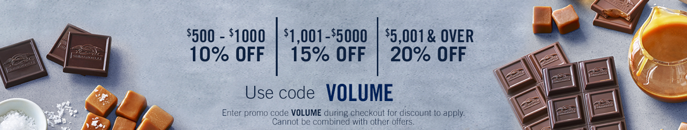 VOLUME discounting available