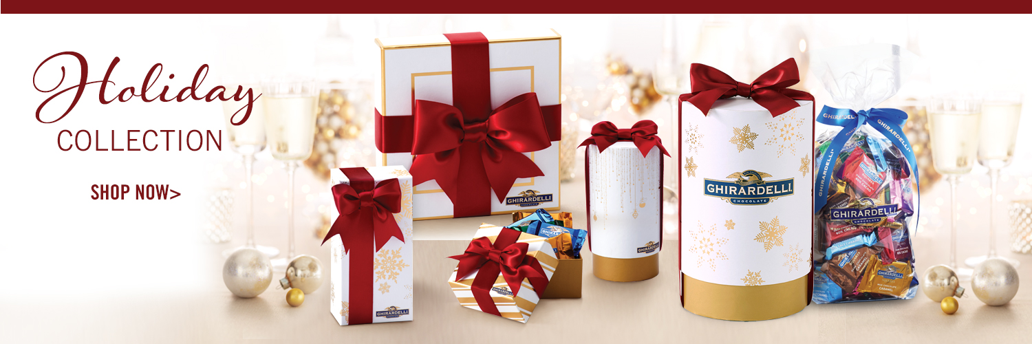 Ghirardelli Corporate Gifting Volume Discounts