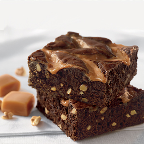 Caramel Turtle Brownie Mix