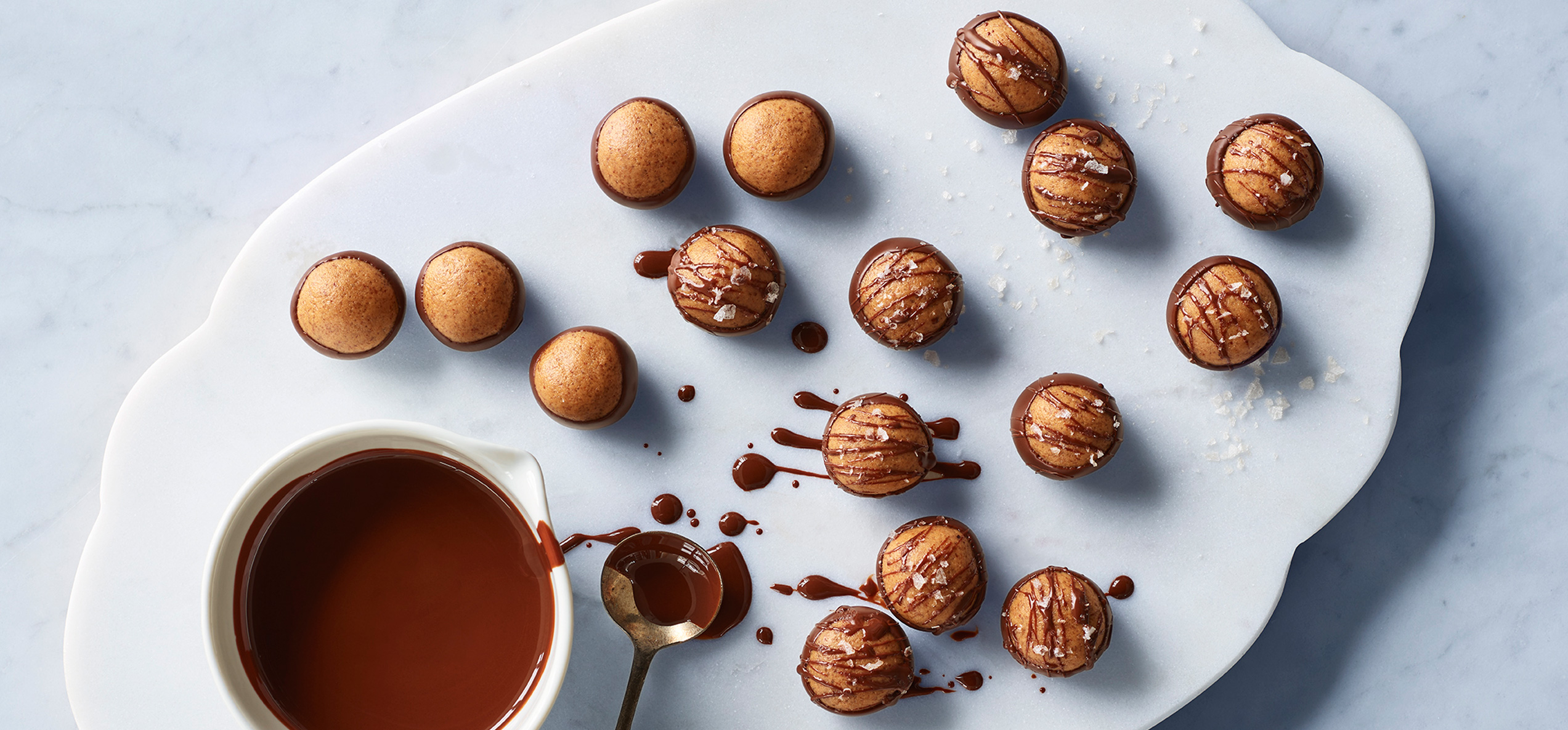 Image for Almond Butter Bites from Ghirardelli