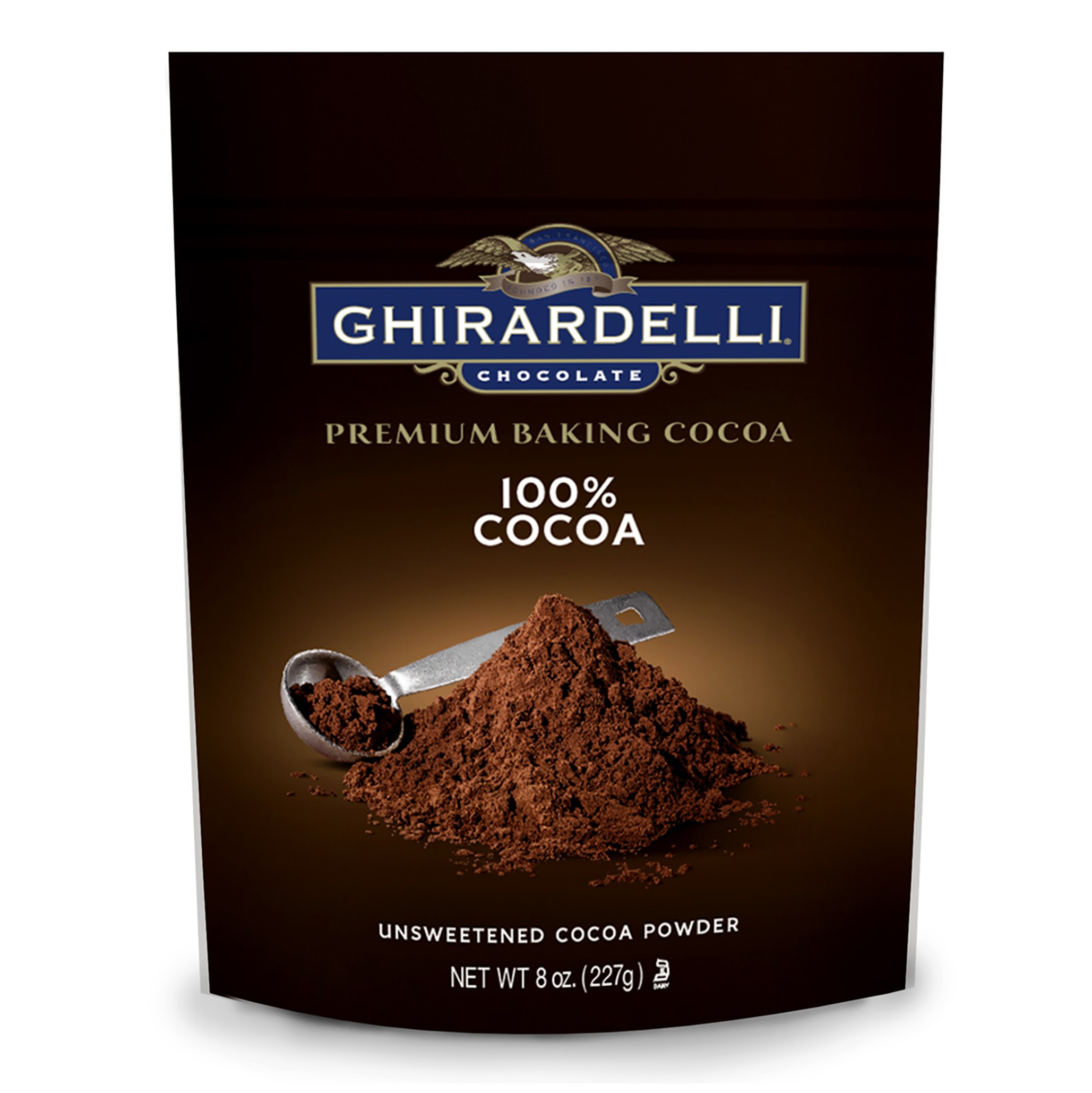 100% Unsweetened Ground Cocoa (8 oz.)