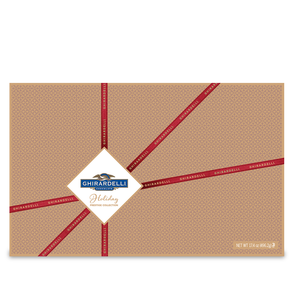 Image for Holiday Gold Prestige Gift  (17.4 oz.) from Ghirardelli