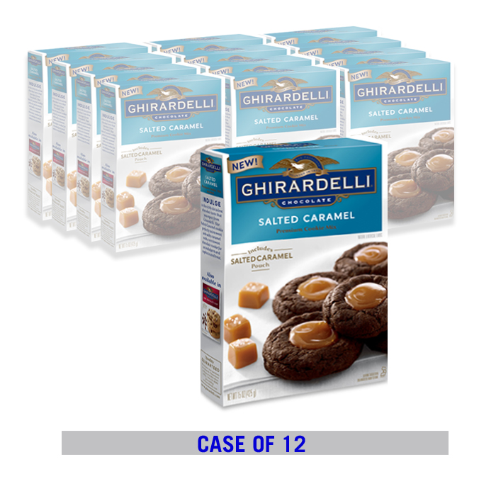 Salted Caramel Cookie Mix (12 ct. case)