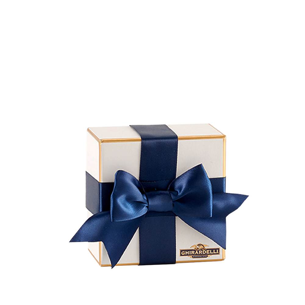 Image for Everyday Small White Gift Box (8 pc) from Ghirardelli