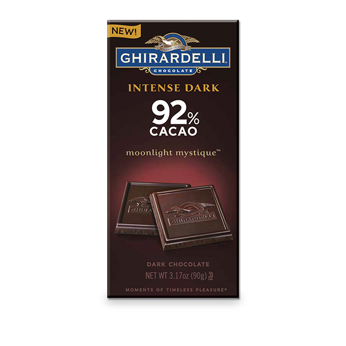 Image for 92% Cacao Moonlight Mystique Bar (3.17 oz.) from Ghirardelli