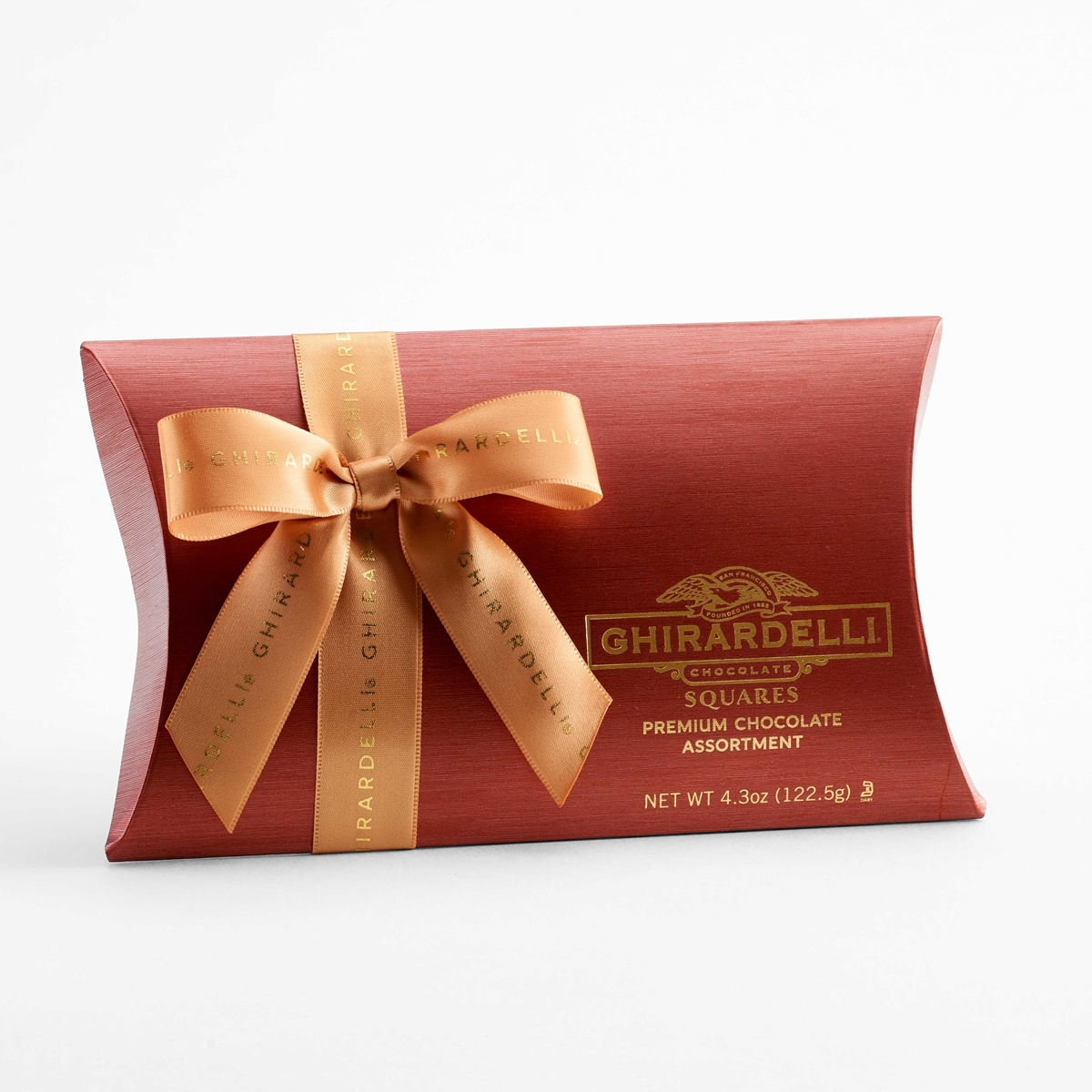 Fall Clutch Gift with Pumpkin Spice | Ghirardelli