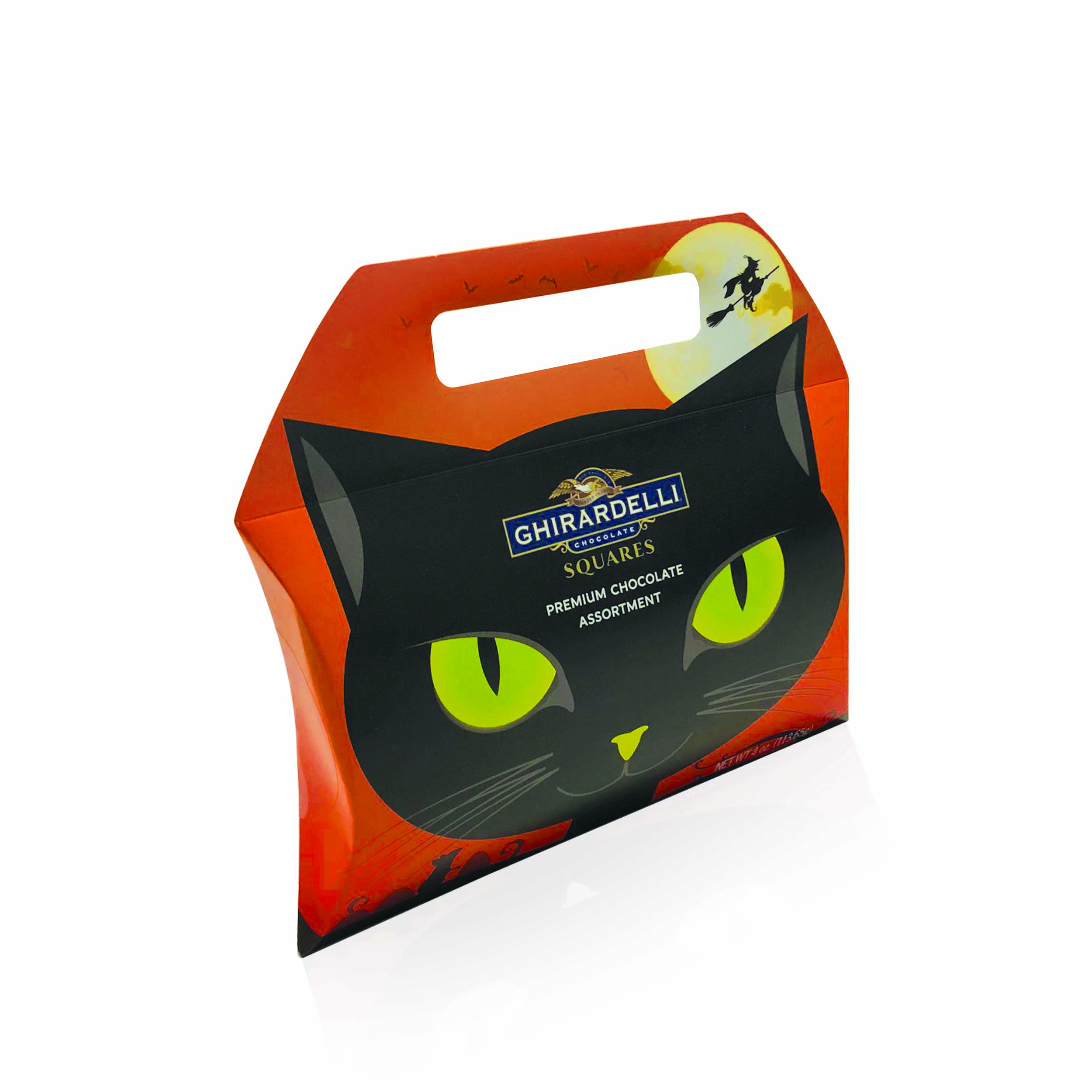 Halloween Cat Pillow Pouch | Ghirardelli