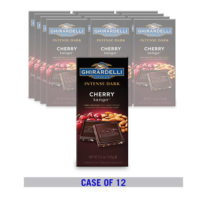 Image for Cherry Tango Bar (12 ct. / 3.5 oz. ea) from Ghirardelli