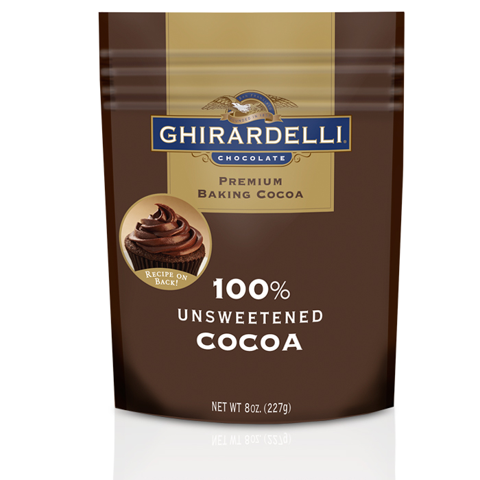 Image for 100% Unsweetened Ground Cocoa (8 oz.) from Ghirardelli