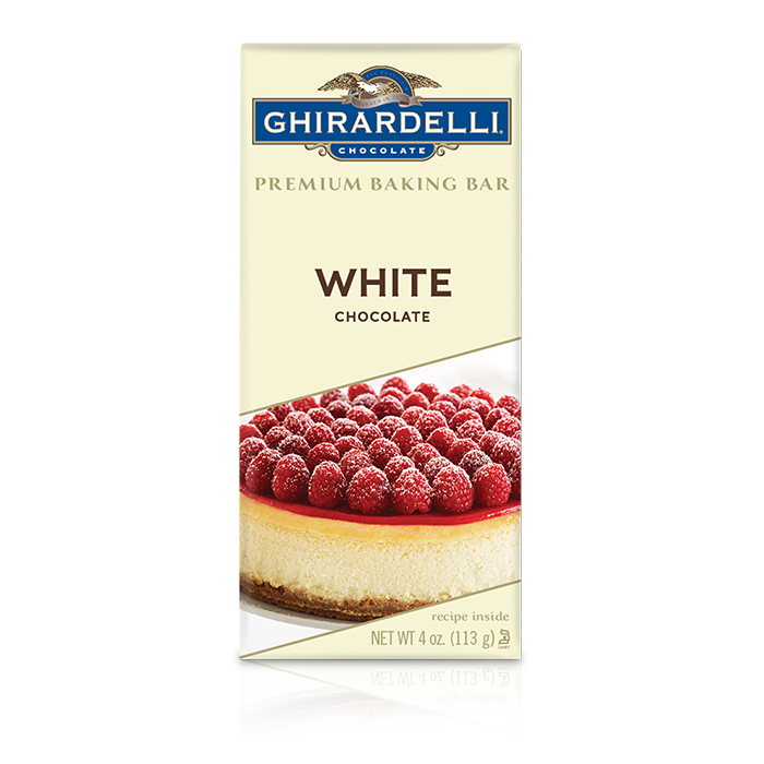 Image for Classic White Baking Bar (4 oz.) from Ghirardelli