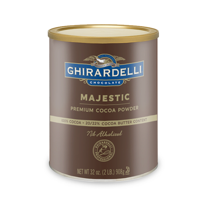 Image for Majestic Premium Cocoa Powder (6 ct / 2 lbs. ea) from Ghirardelli