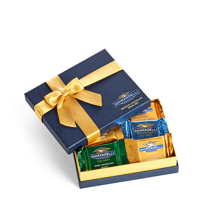 Image for Signature Classic Gift Box (18 pc) from Ghirardelli