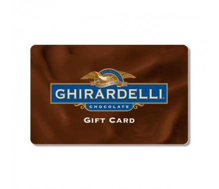 Image for $100 Ghirardelli Gift Card from Ghirardelli