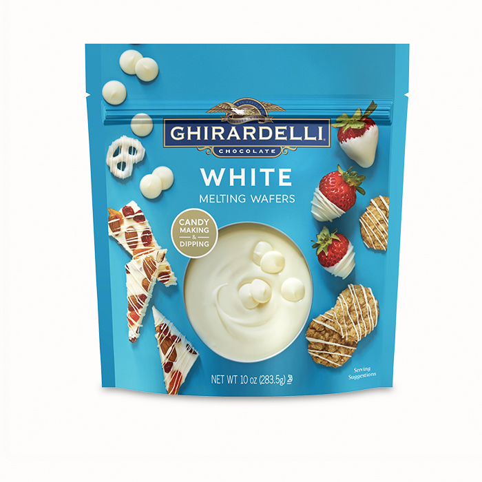 White Melting Wafers (10 oz.)