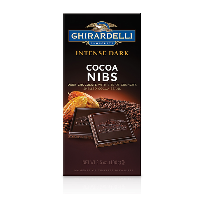 Cocoa Nibs Bar (3.5 oz.)