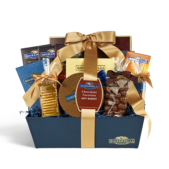 Limited Edition Chocolate Favorites Gift Basket