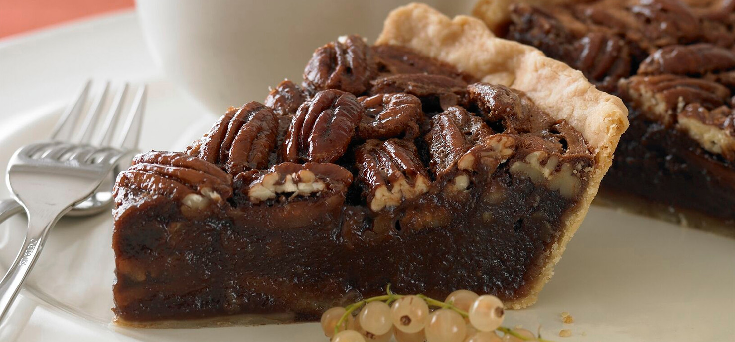 Image for Chocolate Pecan Pie from Ghirardelli