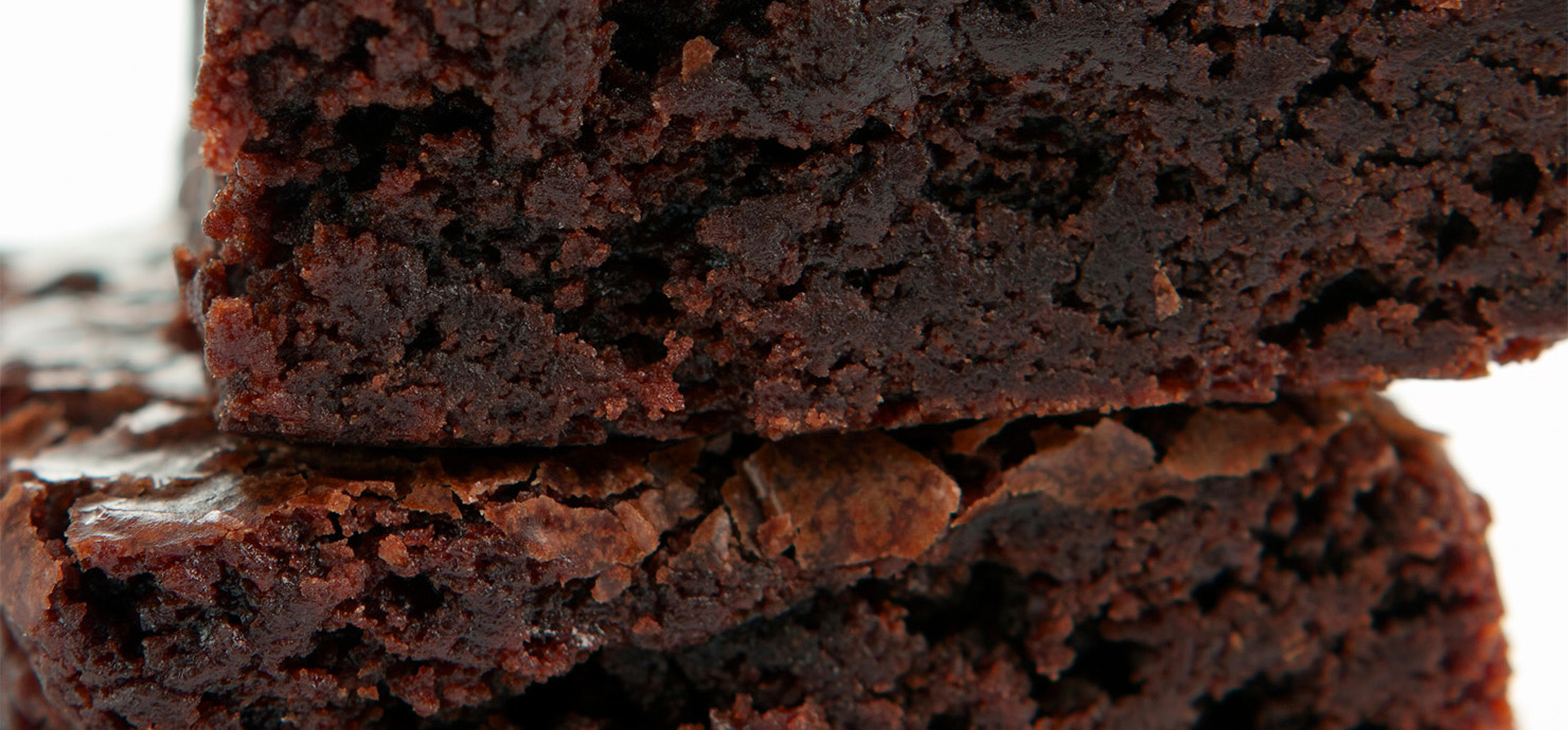 Image for Flourless Chocolate Brownies from Ghirardelli