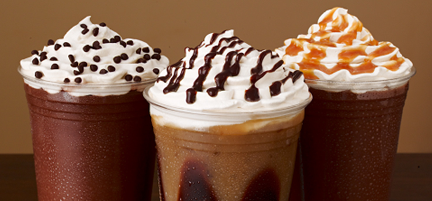 Image for Mocha Frappé from Ghirardelli