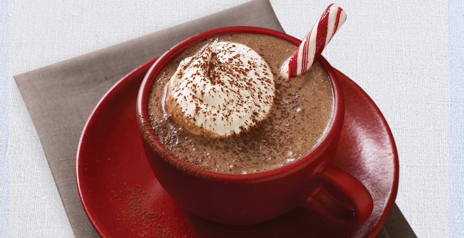 Image for Peppermint Bark Mocha from Ghirardelli