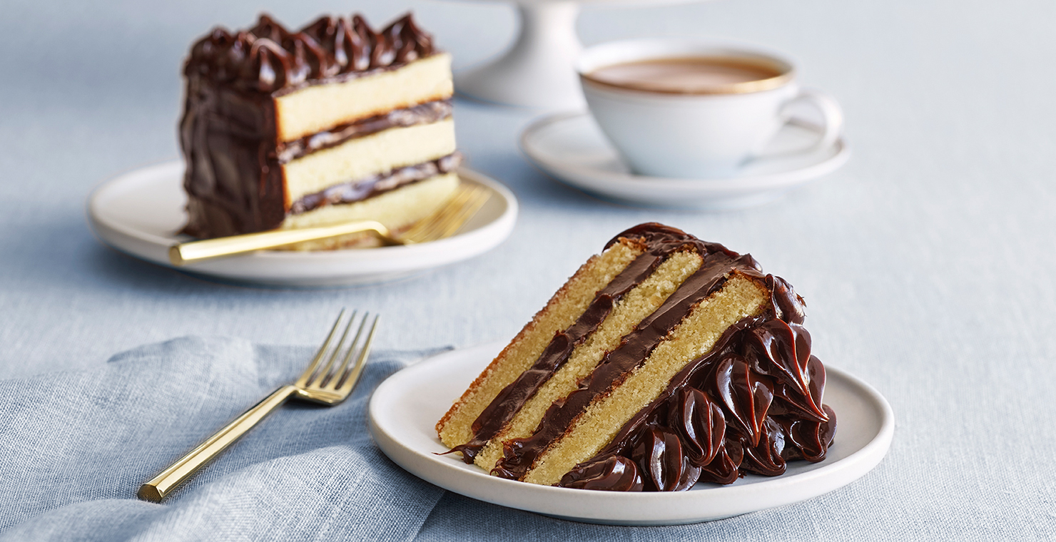 Image for Chocolate Fudge Cake from Ghirardelli