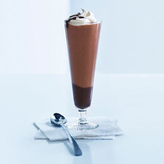 Hot Fudge Shake