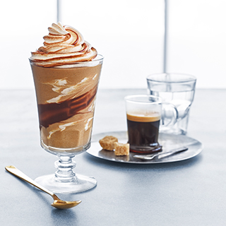 Hot Fudge Frappé