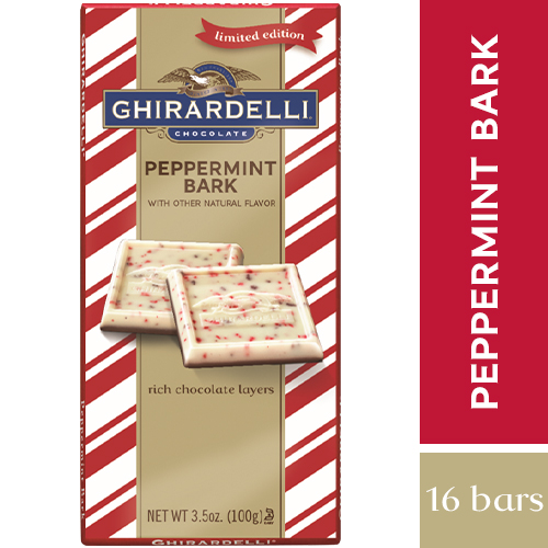 Peppermint Bark Bar (Case of 16)