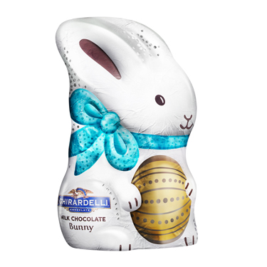 Image for Noe the Milk Chocolate Bunny (3.5 oz) from Ghirardelli