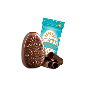Milk Chocolate Eggs Case Pack (500 ct)