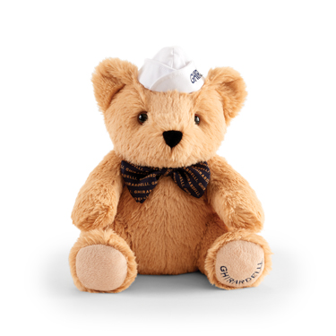 Image for Caramel the Ghirardelli Teddy Bear from Ghirardelli