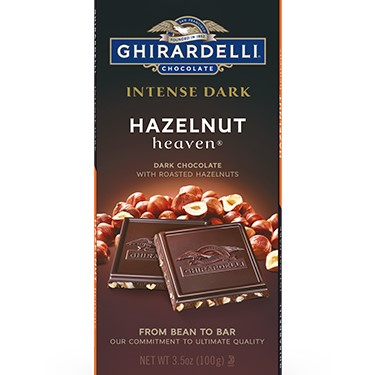 Image for Hazelnut Heaven Bar (Case of 12) from Ghirardelli