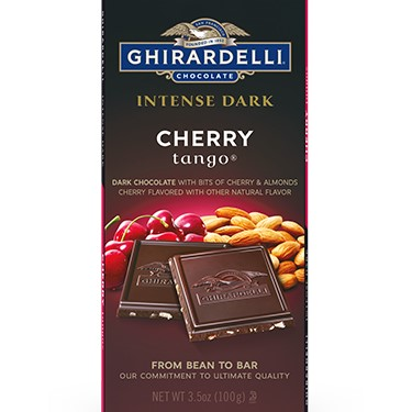 Image for Cherry Tango Bar (Case of 12) from Ghirardelli