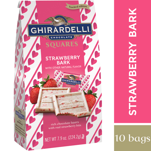 Strawberry Bark Large Bags (Case of 10)